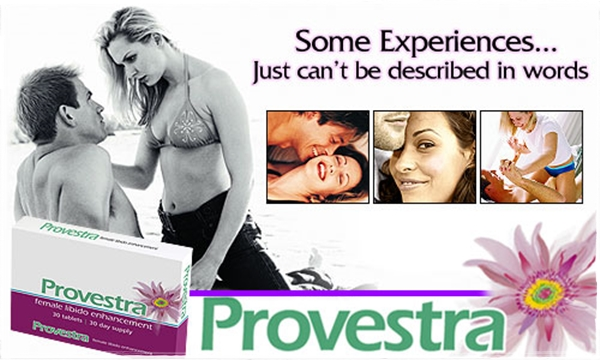 Provestra - Female Libido  Orgasm Enhancer Pills-8016